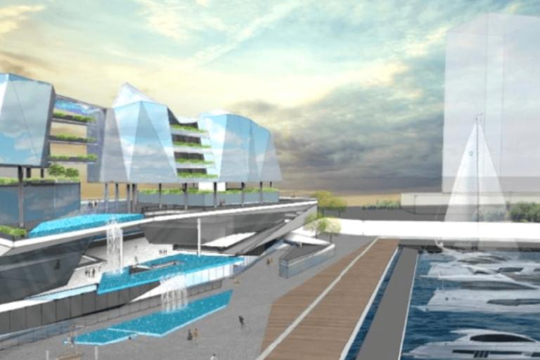 Resort Marina Iskandar